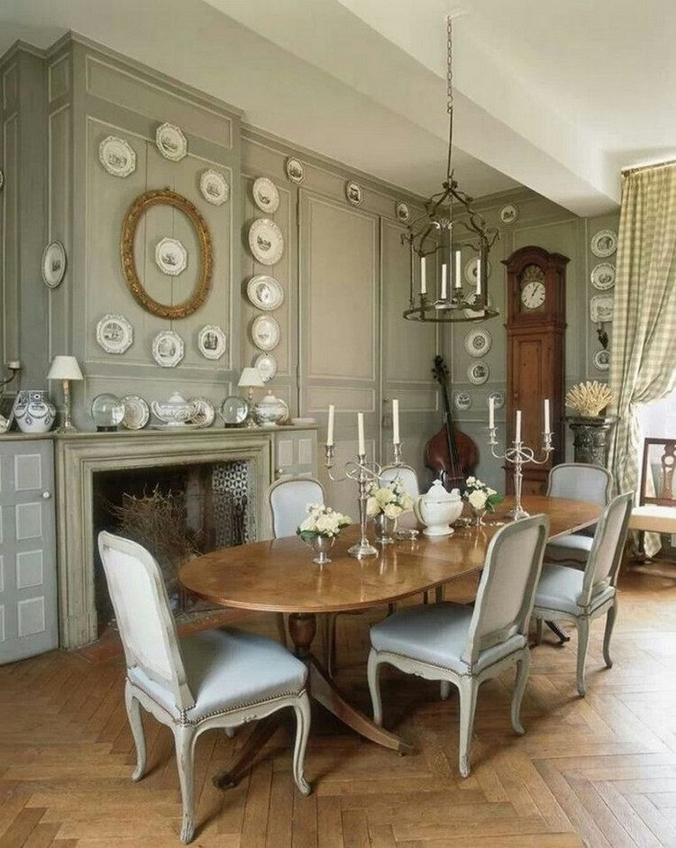 country french dining table