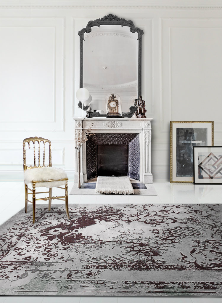 Living space tips 8 large area rugs ideas that are a show-stop posidon-rug-emporium-chair