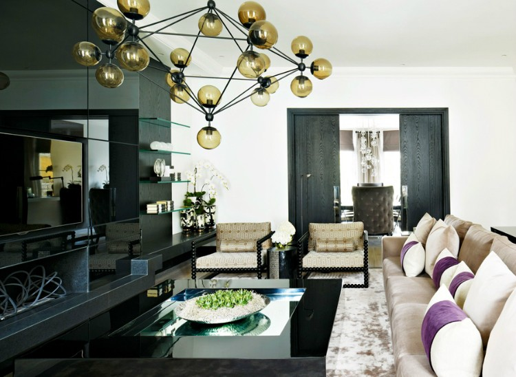 How To Achieve The Home Of Your Dreams By Kelly Hoppen Interiors Inspiration Ideas