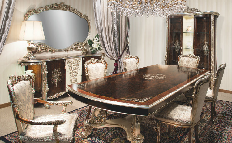 Italian Style And Dining Room Sets