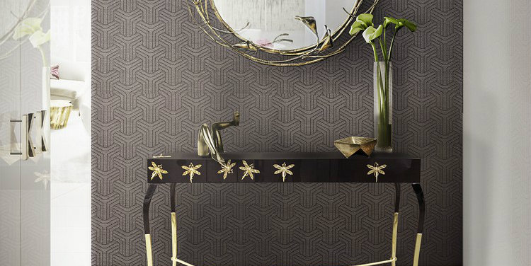 LURIDAE lacquer modern console ByKoket