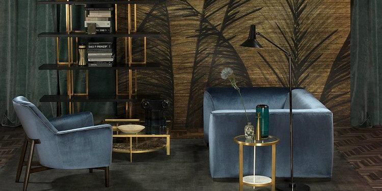 Living Room Trends 2016 : Wall U0026 Deco Wallpaper Ideas