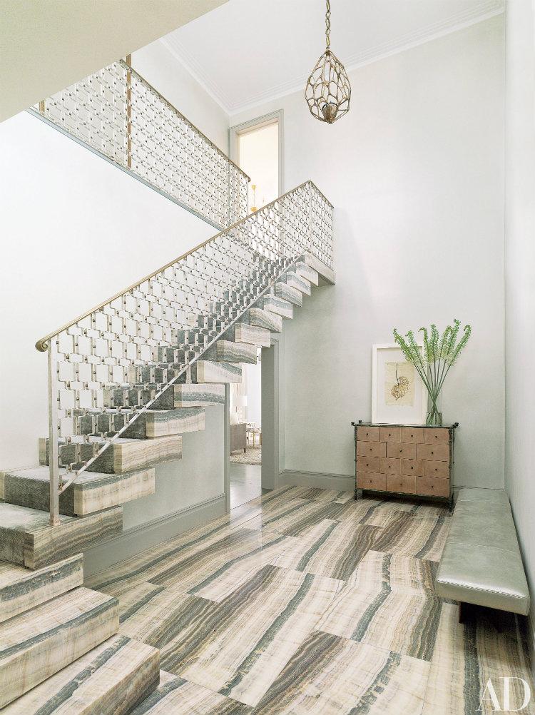 Manhattan apartment renovated by architect David Mann home inspiration ideas