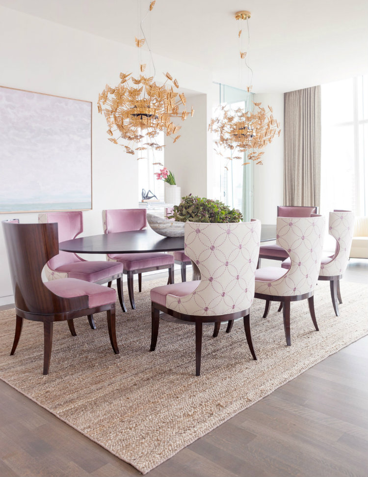 Home decorating ideas - 2016 luxury chandeliers trends NYMPH by KOKET home inspiration ideas