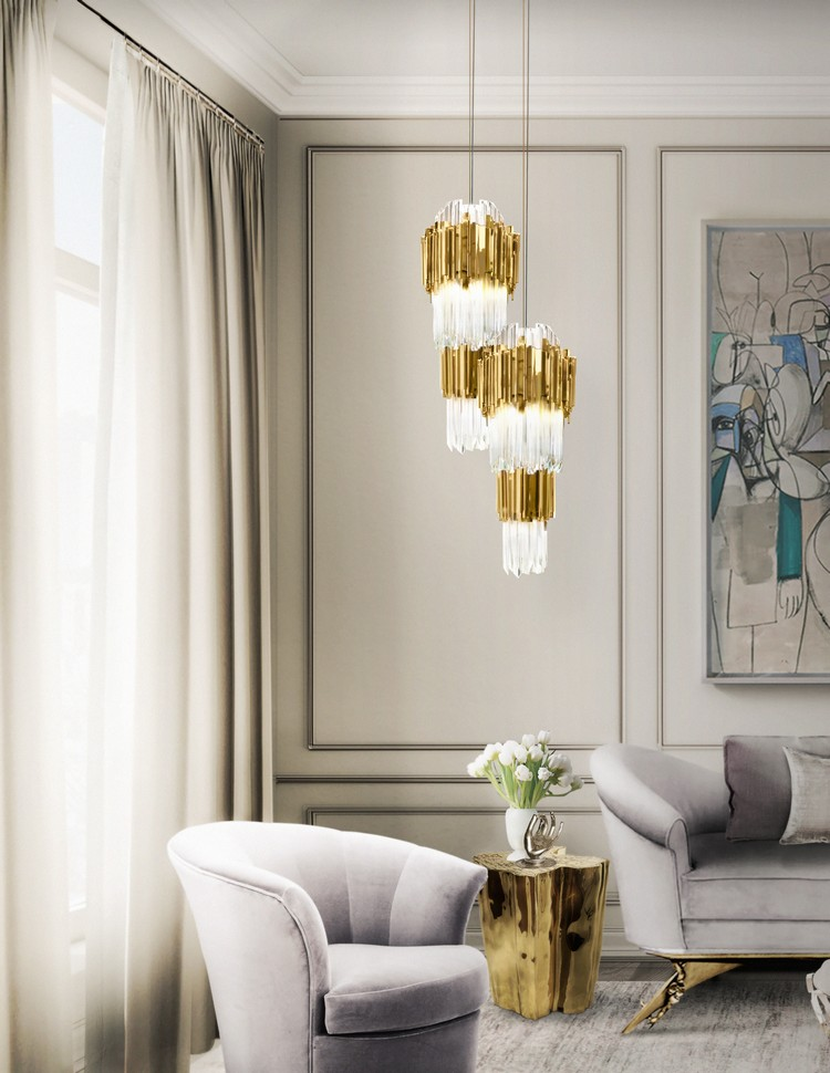 Home Decorating Ideas 2016 Luxury Chandeliers Trends Empire Pendant Lamp By Luu Inspiration