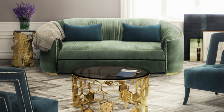 Manuka brass center table by BRABBU home inspiration ideas