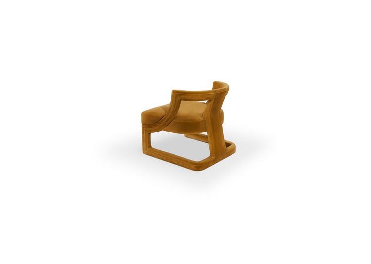 BATAK velvet upholstered chair home inspiration ideas