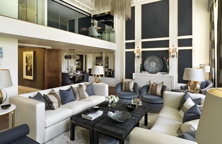 Famous interior designers Katharine Pooley home inspiration ideas