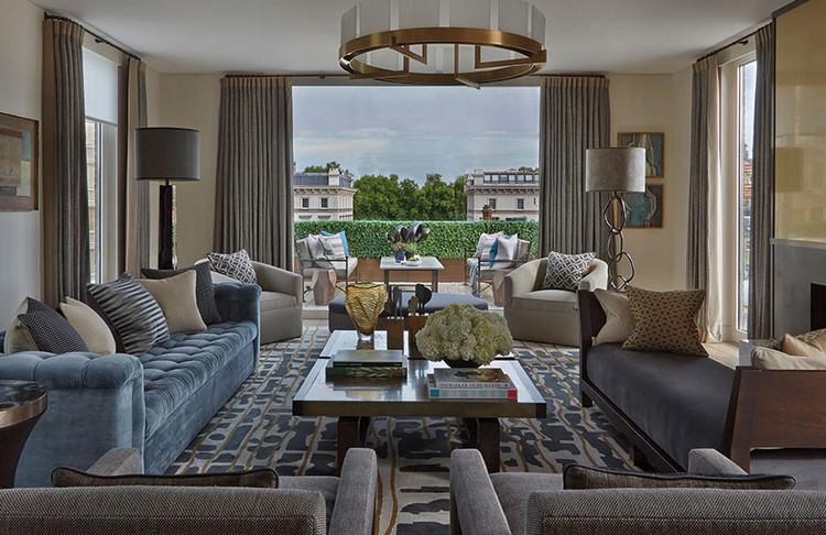 UK interior designers Helen Green living room inspirations home inspiration ideas