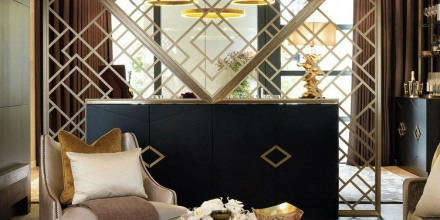 Luxury home accessories – amazing screen and room dividers