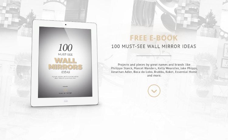 wall mirrors ebook home inspiration ideas
