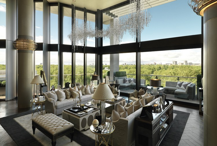 Candy & Candy - The Knightsbridge Penthouse home inspiration ideas