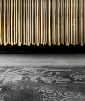 Home Inspiration Ideas –10 fluffy contemporary rugs  Sistine Rug by Boca do Lobo