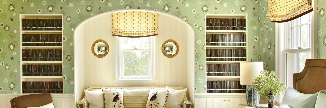 Home decorating ideas – 20 heavenly rooms with wallpaper | Home ...