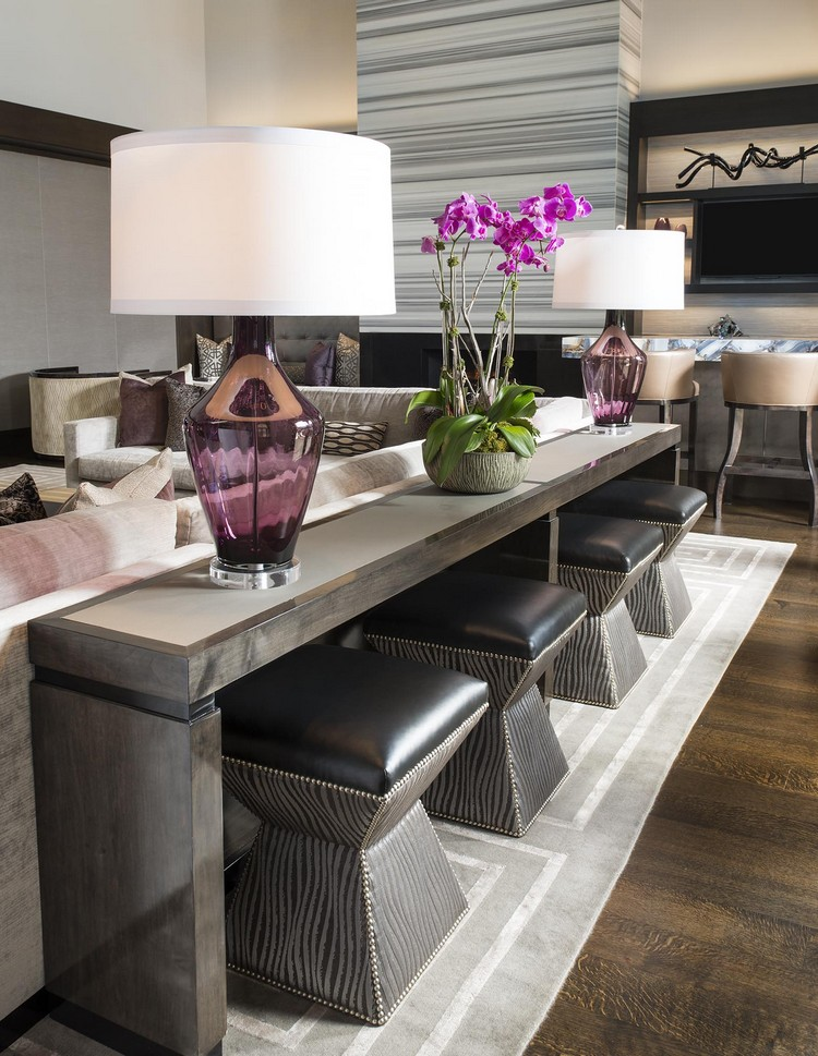 Home decorating ideas – luxury residence by Dallas Design Group home inspiration ideas