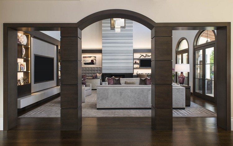 Luxury interior design style by Dallas Design Group home inspiration ideas