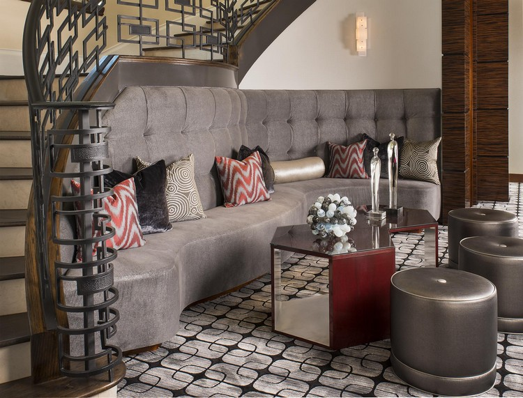 Home decorating ideas – luxury residence by Dallas Design Group (5) home inspiration ideas