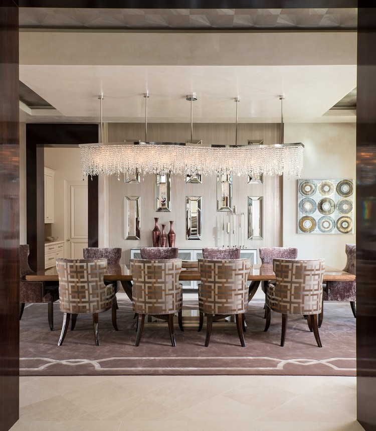 10 Dining Room Interior Design With Modern Dining Tables 3: Best 10 Dining Room Ideas You Wish To Have