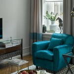 How to furnish an apartment with midcentury modern lighting COVER