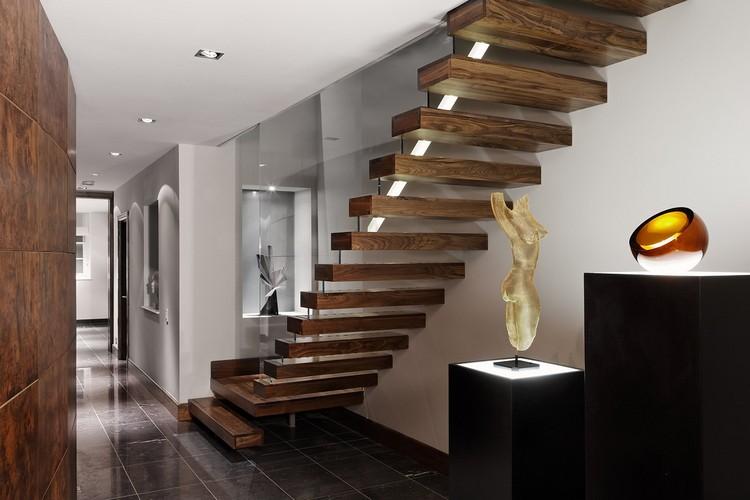 Kensington penthouse by Staffan Tollgard home inspiration ideas