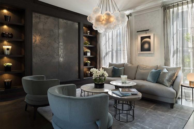 Knightsbridge-Residence by Staffan Tollgard home inspiration ideas