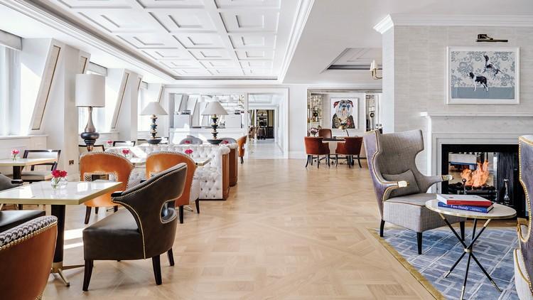 Langham London Hotel by Richmond home inspiration ideas