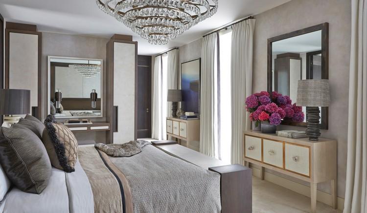 Penthouse North Knightsbridge by Helen Green home inspiration ideas