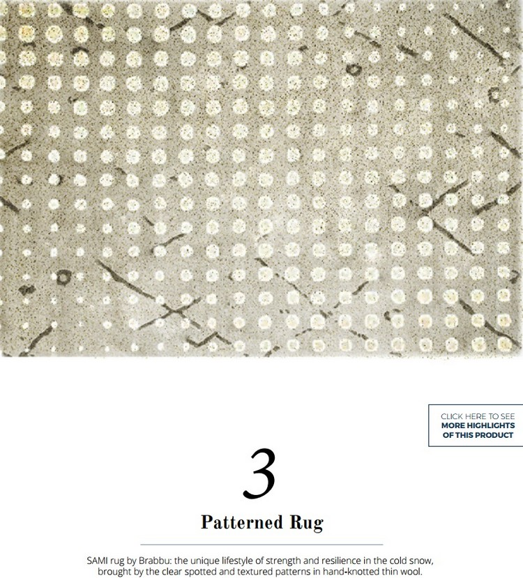 how to place a patterned rug home inspiration ideas