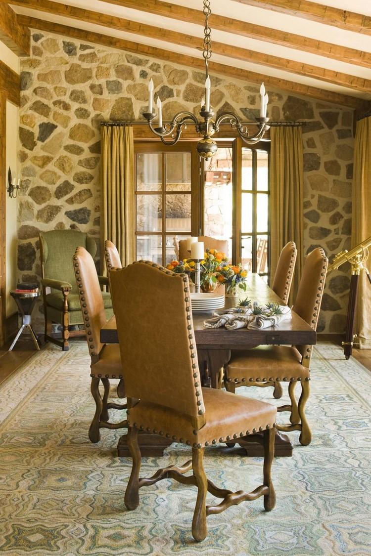 Best Interior Design Styles U2013 Cullman U0026 Kravis Desirable Inspirations  Rustic Western Dining