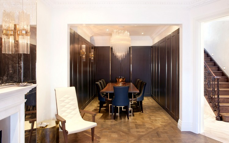 Best interior designers in London – 1508 London luxury dining room decor home inspiration ideas