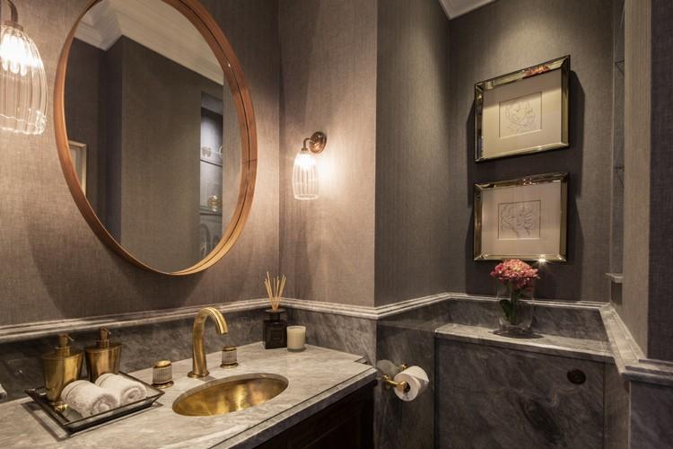 Luxury interior bathroom decor ideas by 1508 London home inspiration ideas