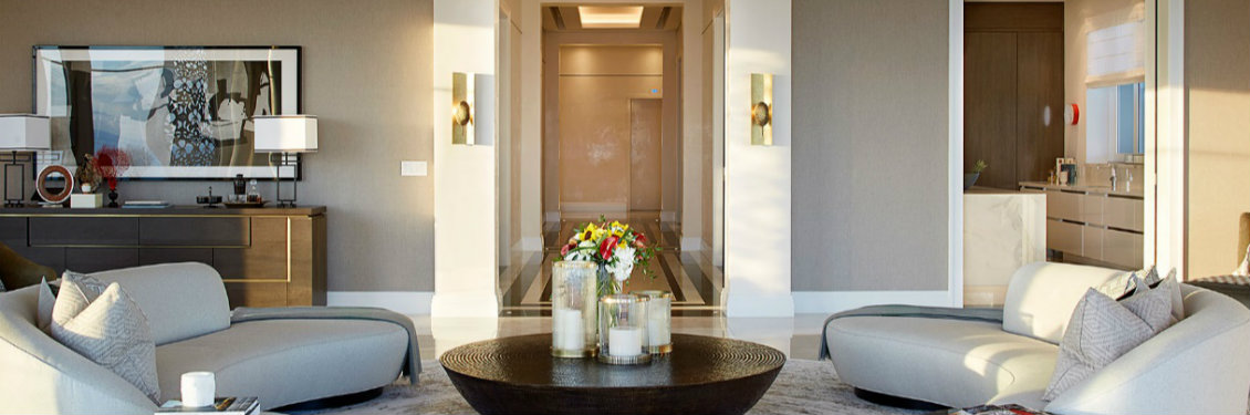 Best interior designers in london luxury by finchatton for Luxury residential interior designers london