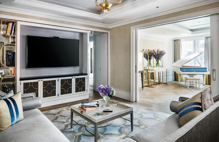 Luxury interior room design ideas by Richmond International home inspiration ideas