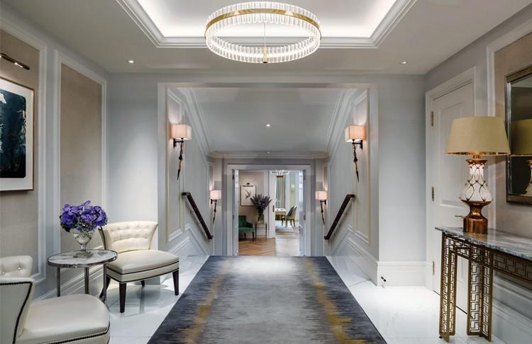 Best interior designers in london transcendent langham for Luxury residential interior designers london