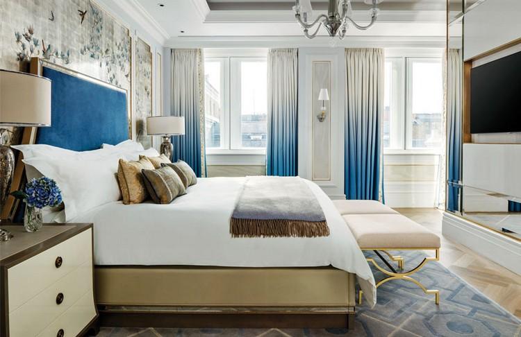 Langham London suite room design ideas home inspiration ideas