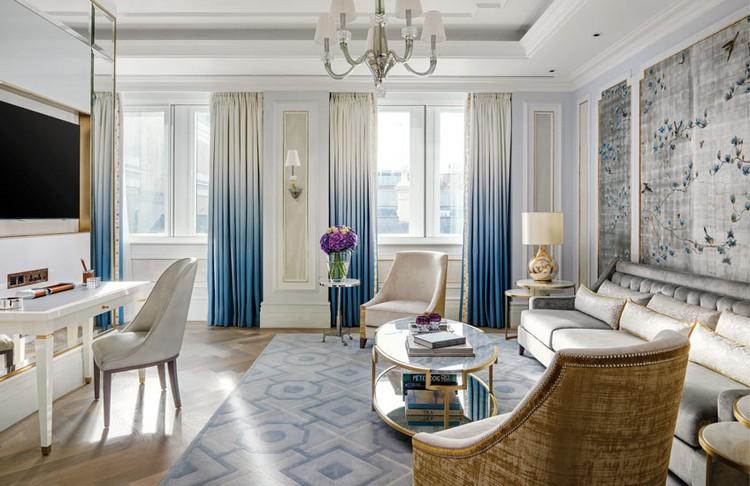Best Interior Designers In London Transcendent Langham Suite Home Inspiration Ideas