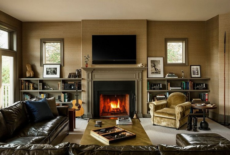 Living room decor ideas with coffee tables home inspiration ideas