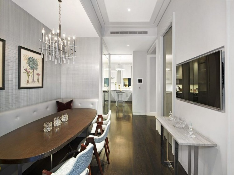 Luxury interior design in this dining room by Jean Louis Deniot home inspiration ideas