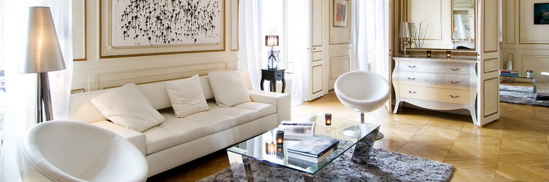 12 show-stopping luxury Paris apartments