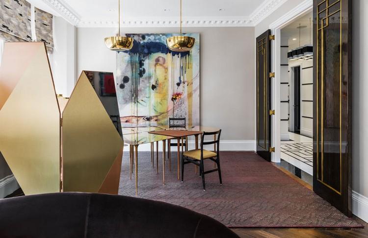 Dining room decoration ideas by Nilufar home inspiration ideas