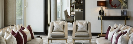 Interior Design Styles – luxury penthouse designed by Morpheus London