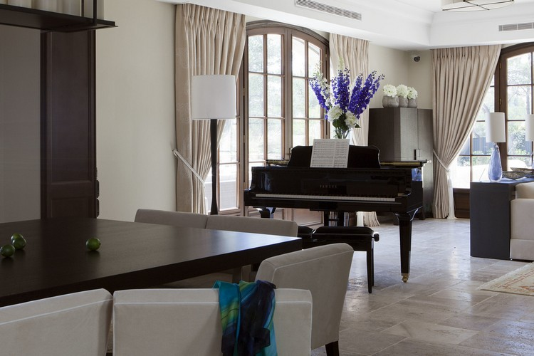 Interior design styles - South France luxury villa designed by Taylor Howes (3) home inspiration ideas