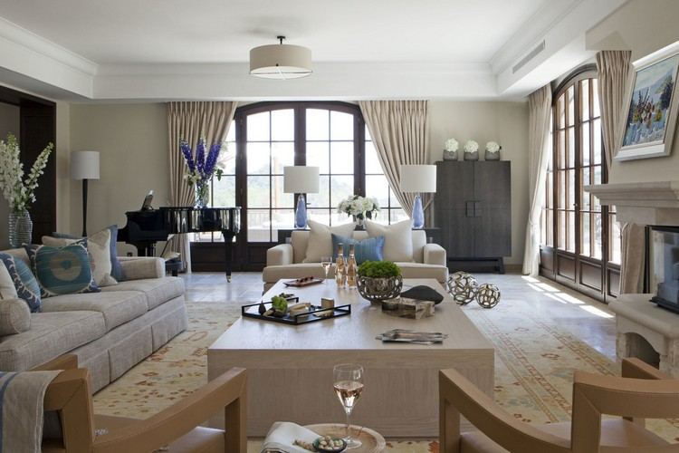 Interior design styles - South France luxury villa designed by Taylor Howes (4) home inspiration ideas