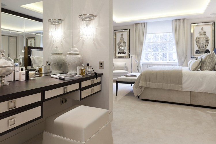 Interior design styles - contemporary bedroom decor ideas by Taylor Howes (1) home inspiration ideas