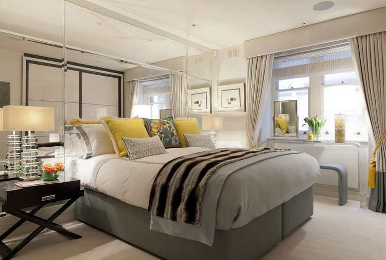 Interior design styles - contemporary bedroom decor ideas by Taylor Howes (3) home inspiration ideas