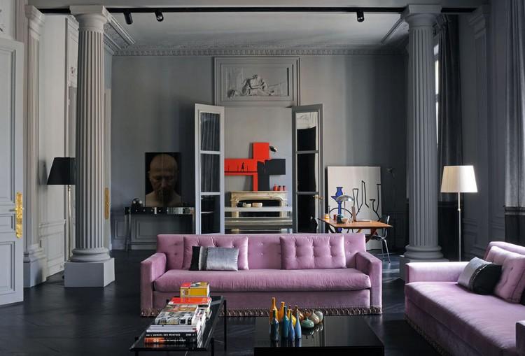 Luxury paris apartments interior design home inspiration ideas