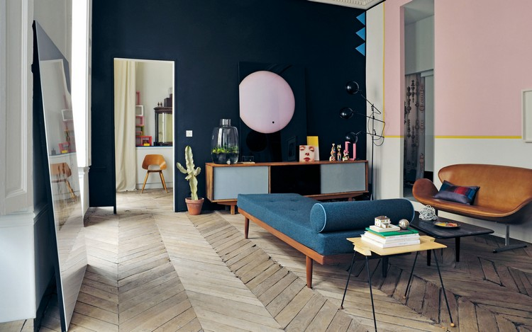 show-stopping luxury Paris apartments (3) home inspiration ideas