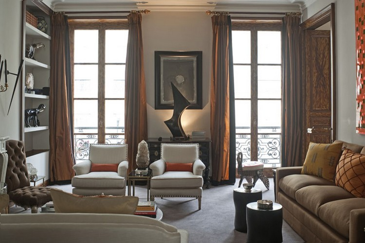 Show Stopping Luxury Paris Apartments Designed By Tino Zervudachi Home  Inspiration Ideas