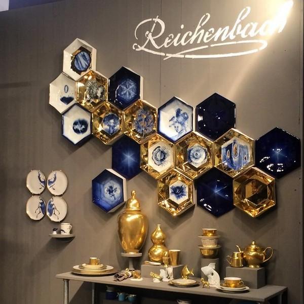 Reichenbach home accessories at Maison et Objet Paris 2016 home inspiration ideas