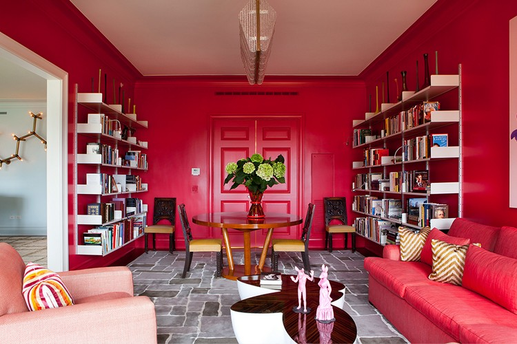 Summer-Reading Kaleidoscope Living in Color and Patterns home inspiration ideas